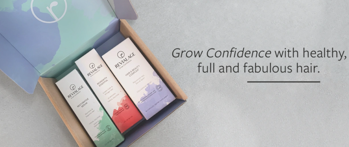 Revialage: The Hair Care System That's Going To Rock Your World